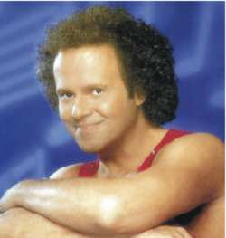 Richard Simmons? No.