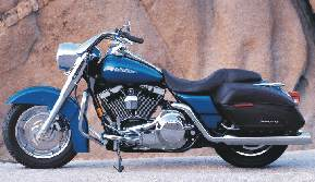 Harleys - I just don't have the chaps for one.