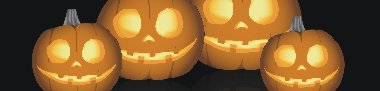 SB - halloween pumpkins