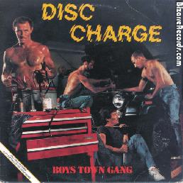 Man Love Disco - Boys Town Gang pump it up. Eww.