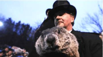 Groundhog Day! What could possibly go wrong?