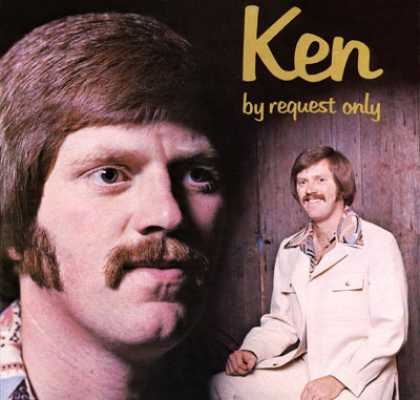 Oh Ken, be my ginger Valentine!