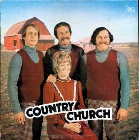 HP - COUNTRY CHURCH