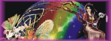 Rainbow Princess - Glittery!