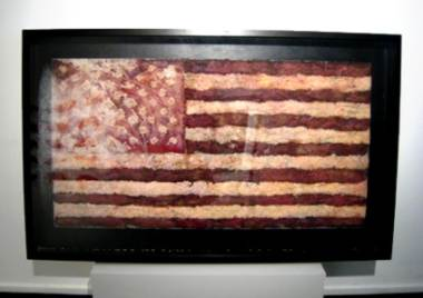 It's the streaky bacon Stars and Stripes!