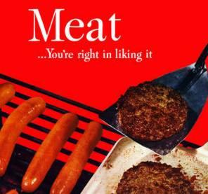 Meat, I love ya!