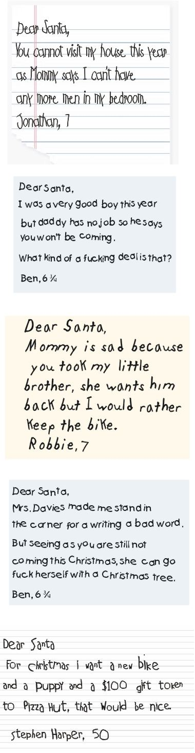 Dear Santa 2