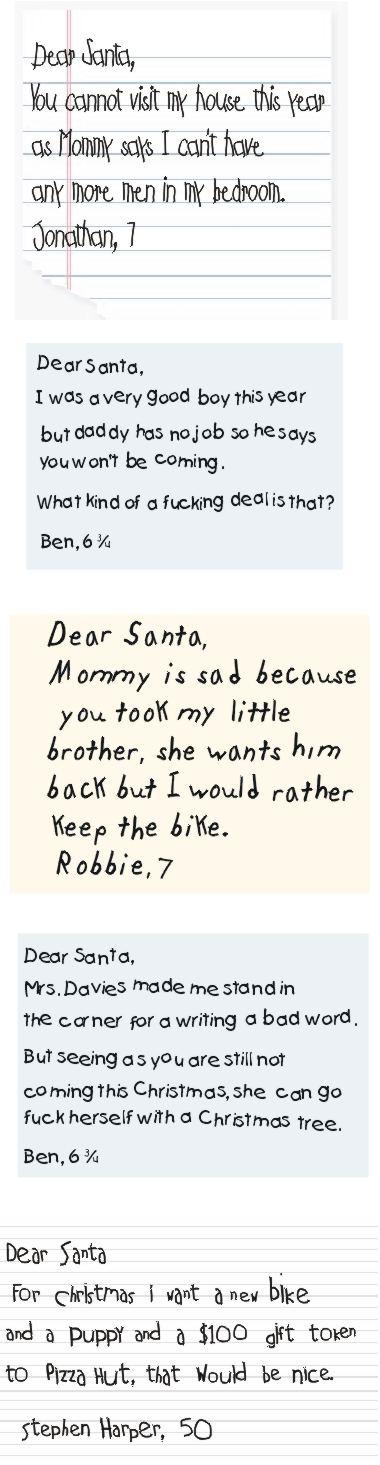 Dear Santa 2